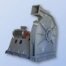 Industrial fan and blower